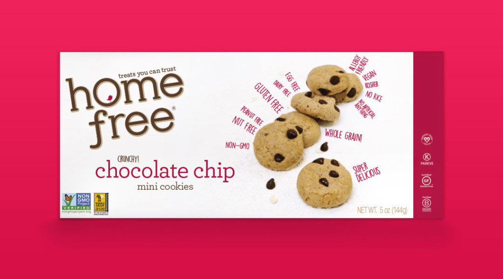 chocolate chip mini cookies