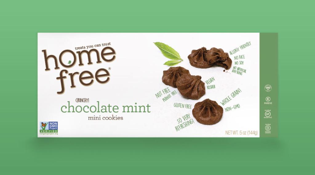chocolate-mint-mini-cookies